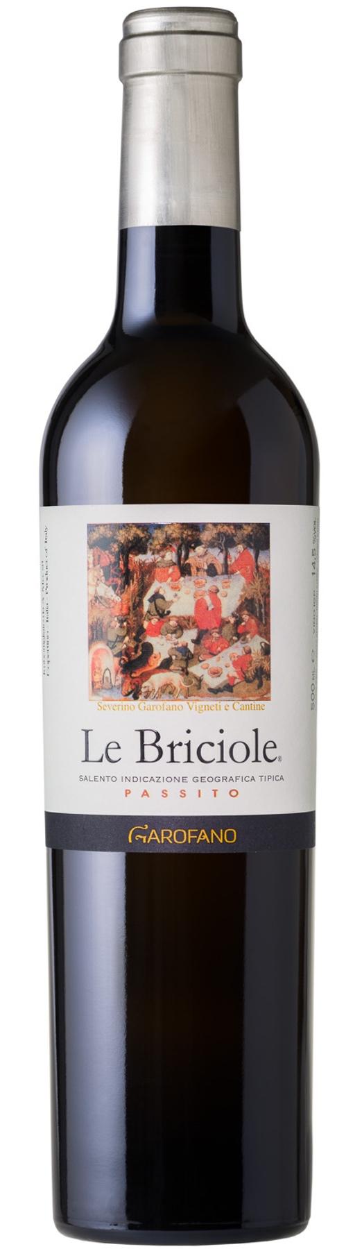 Bottiglia vino Briciole