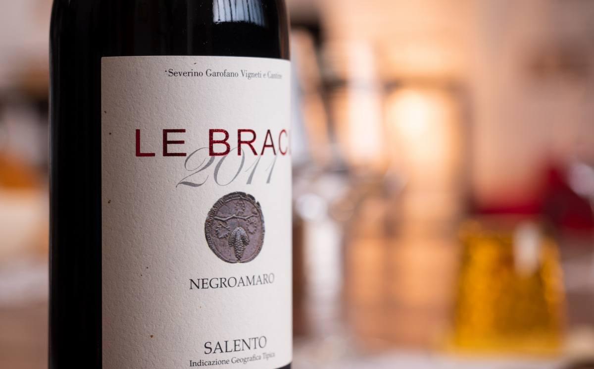 Visita Cantina Vini Negroamaro - Le Braci